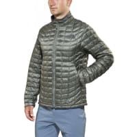 The North FaceThermoBall Full Zip Jacket Men Fusebox Grey XXL Winterjacken
