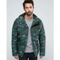 The North FaceTorrendo Insulated Jacket In Camo - Green