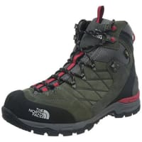 The North FaceVerbera Hiker Ii Gore-tex, Chaussures Bébé marche homme, Gris (Graphite Grey/Tnf Red 0T5), 40 EU