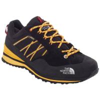 The North FaceVerto Plasma 2 GTX Shoes Men tnf black/tnf yellow 46 Trekkingschuhe