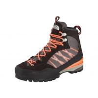 The North FaceVerto S3K GTX Shoes Women q-silver grey/radiant orange 38,5 Trekkingschuhe