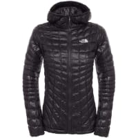 The North FaceWs Thermoball Hoodie TNF Black S Syntetjackor