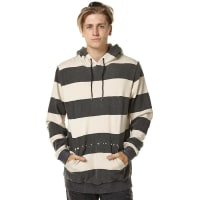 The People VSStripe Moth Mens Hoodie Green