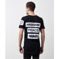 Things To AppreciatePeace/War Tee Black
