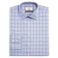 Thomas PinkEthen Check Slim Fit Dress Shirt - 100% Bloomingdales Exclusive