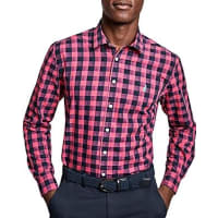 Thomas PinkWaterhouse Check Button-Down Shirt - Bloomingdales Slim Fit