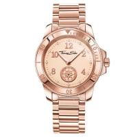 Thomas SaboThomas Sabo Reloj para señora GLAM CHIC rosa WA0206-265-208-40 mm
