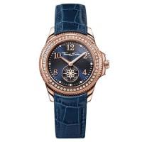 Thomas SaboThomas Sabo Reloj para señora GLAM CHIC azul WA0216-270-209-33 mm