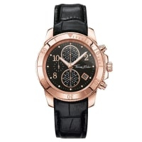 Thomas SaboThomas Sabo Reloj para señora GLAM CHRONO negro WA0204-213-203-40 mm