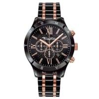 Thomas SaboThomas Sabo Reloj para señor REBEL URBAN negro WA0196-268-203-43 mm