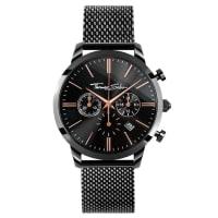 Thomas SaboThomas Sabo Reloj para señor REBEL SPIRIT CHRONO negro WA0247-202-203-42 mm