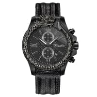 Thomas SaboThomas Sabo Reloj para señor REBEL ICON negro WA0266-213-203-44 mm