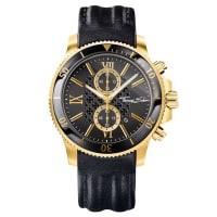 Thomas SaboThomas Sabo Mens Watch REBEL RACE black WA0265-213-203-44 mm
