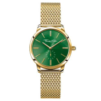 Thomas SaboThomas Sabo Reloj para señora GLAM SPIRIT verde WA0275-264-211-33 mm