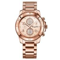 Thomas SaboThomas Sabo Reloj para señora GLAM CHRONO rosa WA0192-265-208-40 mm