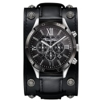 Thomas SaboThomas Sabo Reloj para señor REBEL ICON negro WA0140-218-203-43 mm