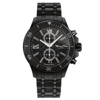 Thomas SaboThomas Sabo Reloj para señor REBEL CERAMIC negro WA0164-220-203-44 mm