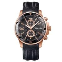 Thomas SaboThomas Sabo Reloj para señor REBEL RACE negro WA0189-213-203-44 mm