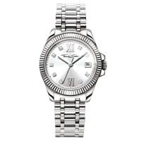 Thomas SaboThomas Sabo Womens Watch DIVINE silver-coloured WA0252-201-201-33 mm
