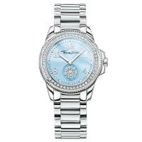 Thomas SaboThomas Sabo Reloj para señora GLAM CHIC azul WA0254-201-209-33 mm