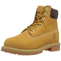 Timberland6in premium boot - Mixte Junior - Marron (YELLOW)-39 EU