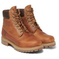 TimberlandHeritage Leather Boots - Brown
