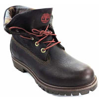 TimberlandSALE - TIMBERLAND - Roll Top L/F AF - Herren Boots - Braun Schuhe in Übergrößen, Größe:46