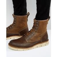 TimberlandWestmore Faux Shearling Boots - Brown