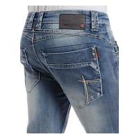 TimezoneJeans »taylortz 3499 Cool Bleach Wash«, Herren