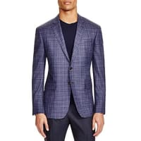 Todd SnyderMulti Gingham Slim Fit Sport Coat