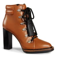 Tod'sLace-up Ankle Boots in Leather