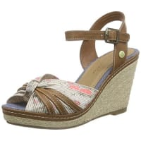 Tom TailorDamen Damenschuhe Knöchelriemchen Sandalen