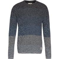 Tom TailorFarblich abgestufter Pullover blau