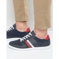 Tommy HilfigerDenzel - Sneaker mit Logo - Marineblau