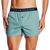 Tommy HilfigerHerren Boxershorts Cotton Woven Boxer Icon