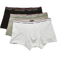 Tommy HilfigerHerren Boxershorts Low rise trunk premium ess, 3er Pack