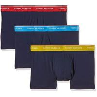 Tommy HilfigerHerren Boxershorts Trunk 3 Pack Premium Essentials, 3