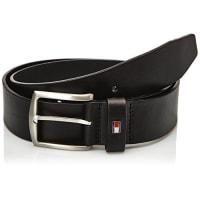 Tommy HilfigerE367863162 - Cinturón para hombre, color black 90