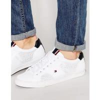 Tommy HilfigerJonas - Strick-Sneaker - Weiß