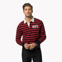 Tommy HilfigerRugby-pullover Aus Baumwolle Bis Zu 50% Off*