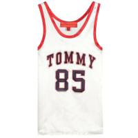 Tommy HilfigerTanktop Basketball aus Satin