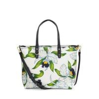 Tory BurchKerrington Small Floral Tote Bag