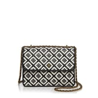 Tory BurchRobinson Woven Quilted Convertible Shoulder Bag
