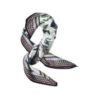 Tory BurchUtopia-Print Pure Silk Square Scarf