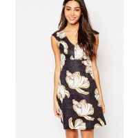Traffic PeopleIll See You In My Dreams Swoon Dress - Black