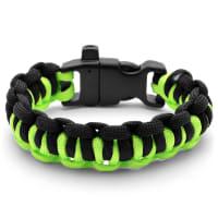 TrendhimNeon Paracord Armband
