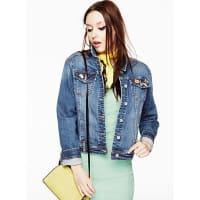TwikFaded indigo jean jacket