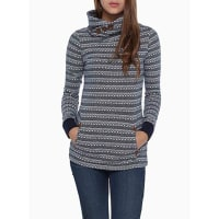 TwikMosaic jacquard sweatshirt