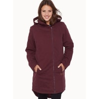 TwikQuilted long parka