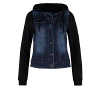 TwintipGiacca di jeans dark blue & black